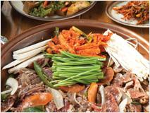 용문사 중앙식당(사진)