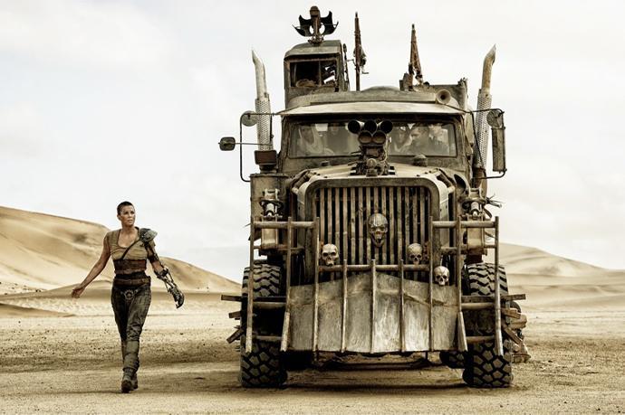 출처: 영화 <매드맥스> 공식 홈페이지